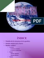 ARBEA 2008 Modelo Estatico de La Tierra - PPT CONFER