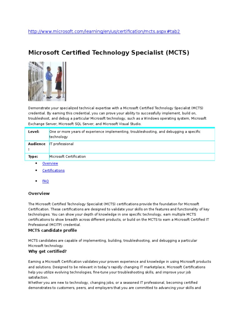 Microsoft certified technology specialist mctsdoc4385 digital microsoft certified technology specialist mctsdoc4385 digital technology digital social media 1betcityfo Gallery