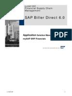 Biller Direct 6. From SAP