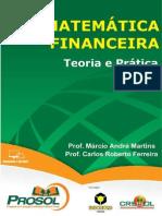 eBook PROSOL MAFCC Matematica Financeira Teoria-Pratica