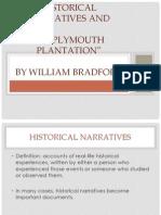 puritan historical narratives
