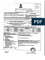 BV Certificates 183-198 to 183-227-30