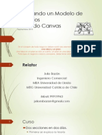 Generando Un Modelo de Negocios - Canvas5