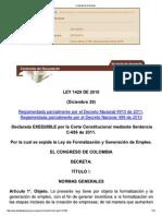 Ley-1429-2010-Empleo
