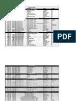 AOSD Event Schedule