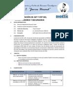 Plan de Atención Aip y Crt Organizado