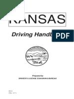 Driving Handbook kansas