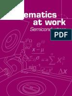 Mathematics at Work Brochures