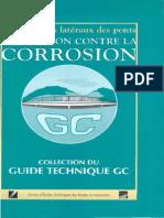 Guide Technique GC - Équipements Latéraux Des Ponts Protection Contre La Corrosion