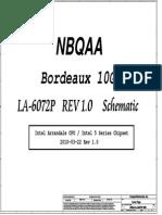 5a4b0 Compal LA-6072P