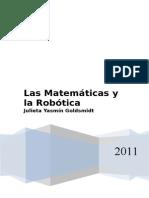 Las Matematicas y La Robótica