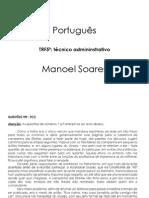 Portugues Slide 01 TRF5 Tecnic