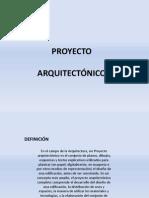 Sesion 02 Proyecto Arquitectonico