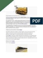 Material Rodante Ferroviario