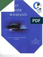 GTS Post Trade Analysis