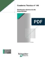 CT-148 Distribucion Electrica de Alta Disponibilidad