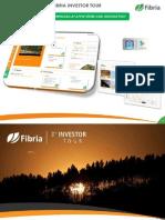 3rd Fibria Investor Tour Presentation - Jacare? Unit