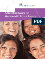 A Nutrition Guide for Women With Breast Cancer (Ebooklet, Nov 2012)