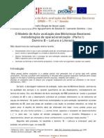Tarefa 4 - Leitura e Literacia b.1 e b.3