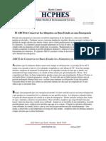 Efectos de Corte Energetico (Abcd Conservacion)