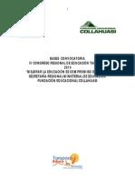 2.1 Convocatoria BBPP Educativas