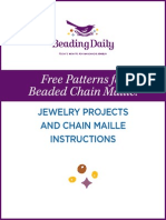 Chain Mail Jewelry Projects