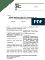 Exposicion a Campos Electromagneticos-normativas y Valores Limites 2001