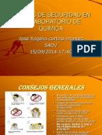 normasdeseguridadenunlaboratoriodequimica-100302040928-phpapp01