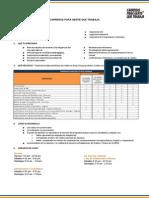 Resumen Cgqt - Hoja Informativa