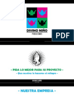 Presentacion Divino Niño Producciones 15.09.14