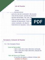 Formulación y Evaluación de Proyectos 4