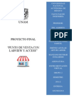 Reporte Proyecto Final