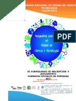 Formularios de Inscripcion Feria