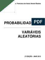 Apostila de Probabilidade e Variáveis Aleatórias