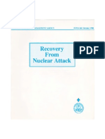 Recovery From Nuclear Attack