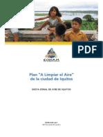 Plan Limpiezar del Aire - Ciudad de Iquitos.pdf