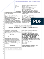 Blurred Lines - Gaye motion for summary judgment
