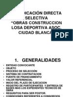 ADS DE OBRA