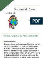 2 - Política Nacional Do Meio Ambiente