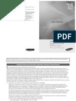 Manual TV Samsung