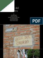 Calle Del Chorro