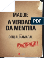 Gonçalo Amaral - Maddie , A Verdade Da Mentira