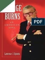 Lawrence J. Epstein - George Burns; An American Life