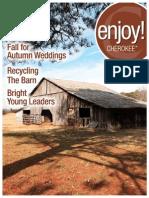 Enjoy Fall 2014 Mag