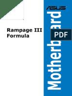 Rampage III Formula