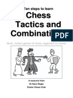 Ten Step to Chess Tactics Course