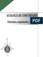 Comunidades - Clase 2 - Organizacion