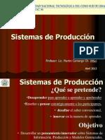Sistemas de Produccion I