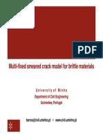 7.MASAT 2012-2013 SmearedCrackModel