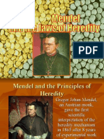 Mendel and the Principles of Heredity